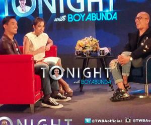 Cristine & Ali on Tonight with Boy Abunda