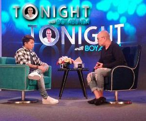 PHOTOS: Charice on Tonight with Boy Abunda