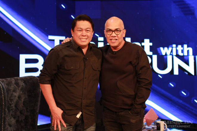 PHOTOS: Dennis Padilla on Tonight With Boy Abunda