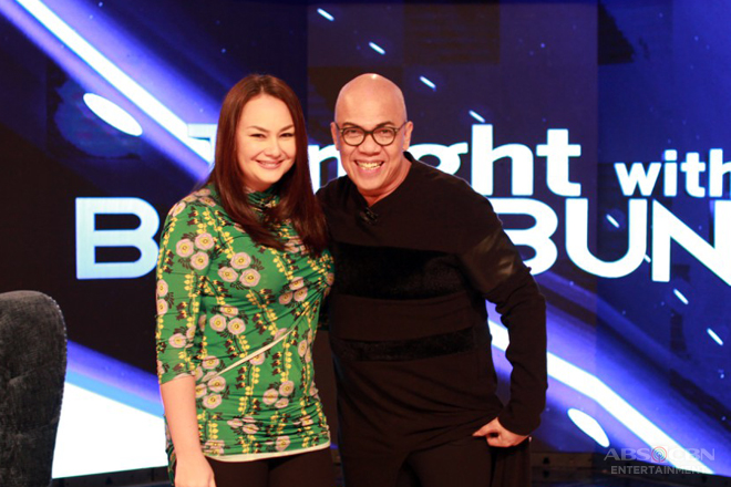 PHOTOS: Donita Rose on Tonight With Boy Abunda