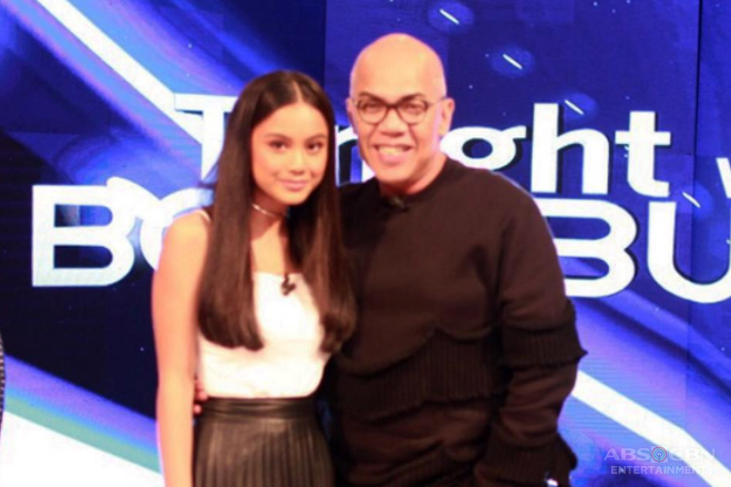 PHOTOS: Ylona Garcia on Tonight With Boy Abunda
