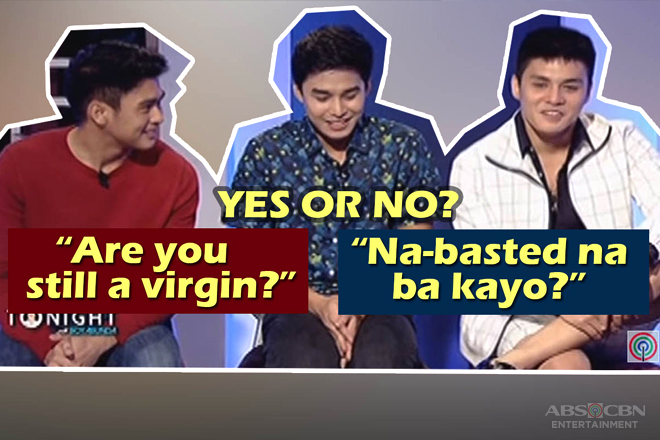 YES OR NO: Here are the surprising answers of celebrities to Tito Boy's intriguing questions