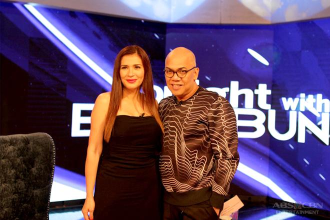PHOTOS: Zsa Zsa Padilla on Tonight With Boy Abunda
