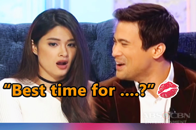Best time for sex? Celebrities give their honest answers on TWBA!