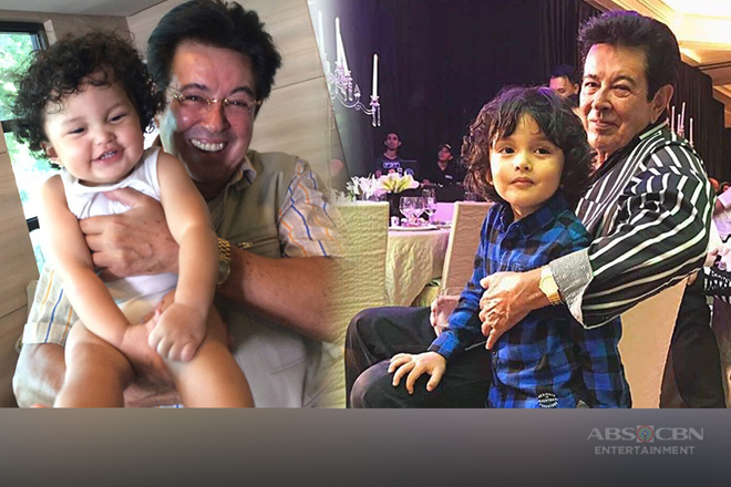 Ang sweet! 19 Photos capturing precious moments of Zion and his