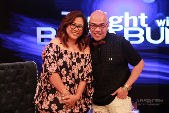 PHOTOS: Direk Cathy Garcia-Molina on Tonight With Boy Abunda