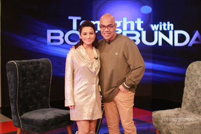 PHOTOS: Kyla on Tonight With Boy Abunda