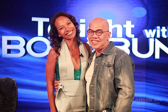 PHOTOS: Wilma Doesnt on Tonight With Boy Abunda