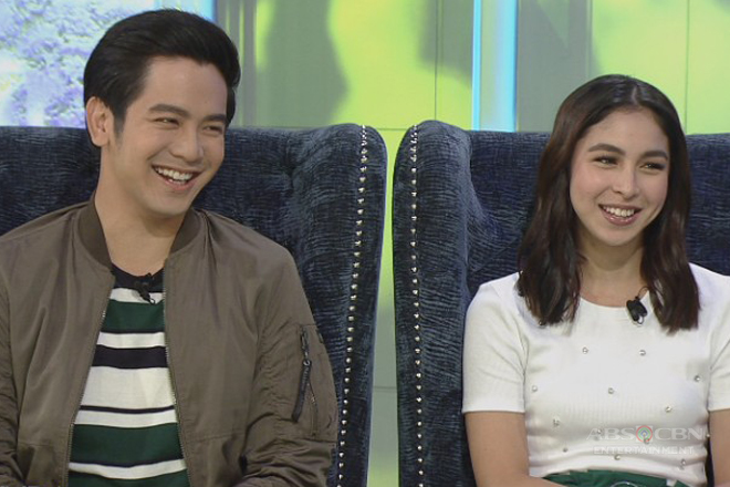 PHOTOS: JoshLia on Tonight With Boy Abunda
