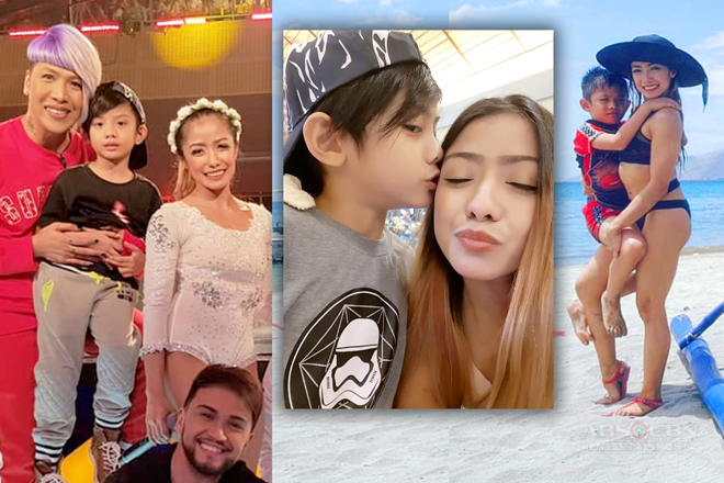 LOOK: Here are some photos that proved Kristel De Catalina is also winning at life as a single mom!