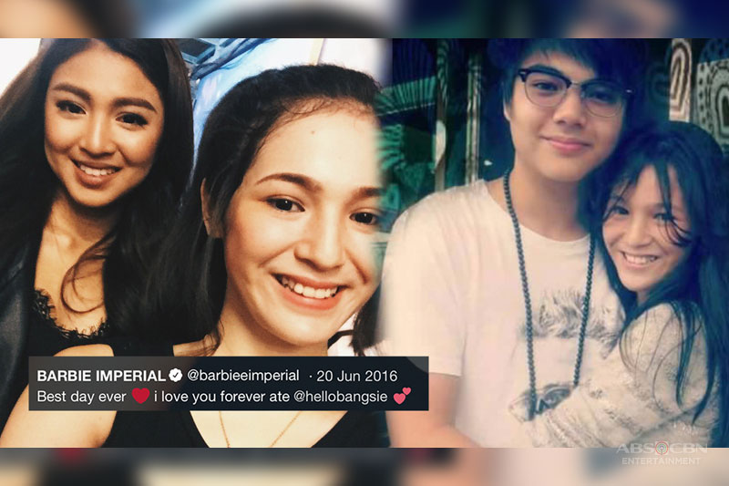 From fan girl to leading lady: 11 Times Barbie Imperial 'fangirled' over other celebrities!