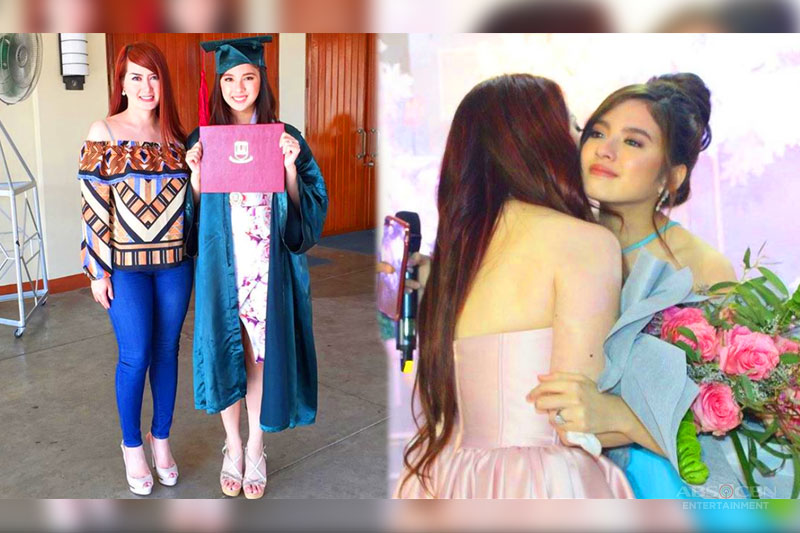 LOOK: 19 Photos that captured Ysabel Ortega's precious moments with her loving mom