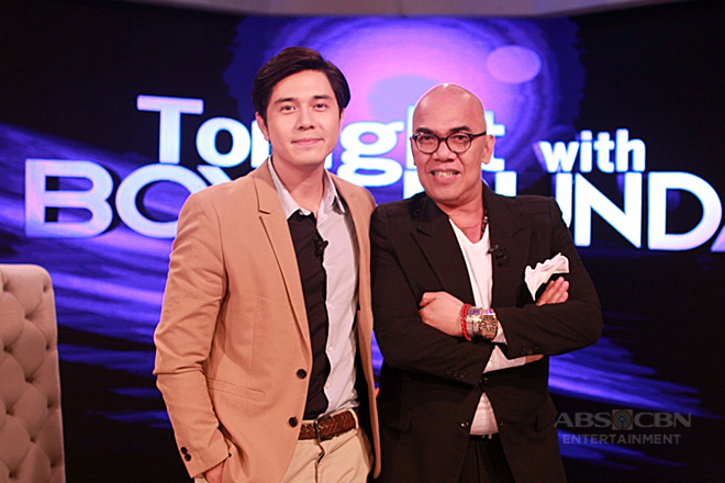 PHOTOS: Paulo Avelino on Tonight With Boy Abunda