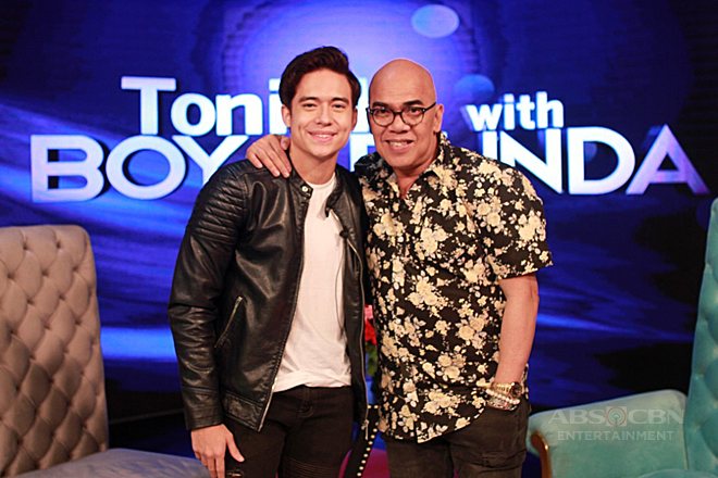 PHOTOS: Jameson Blake on Tonight With Boy Abunda