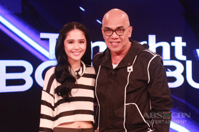 PHOTOS: Jayda Avanzado on Tonight With Boy Abunda