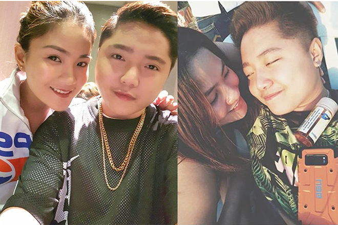 LOOK: 22 Sweet photos of Jake Zyrus with his forever valentine