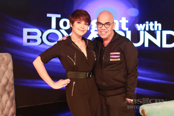 PHOTOS: Jane Oineza on Tonight With Boy Abunda