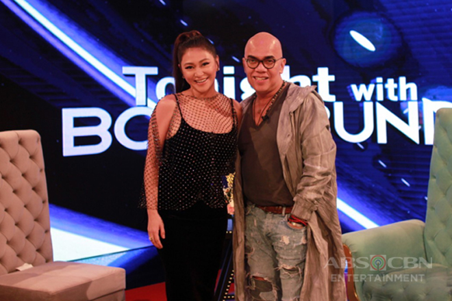 PHOTOS: Rufa Mae Quinto on Tonight With Boy Abunda