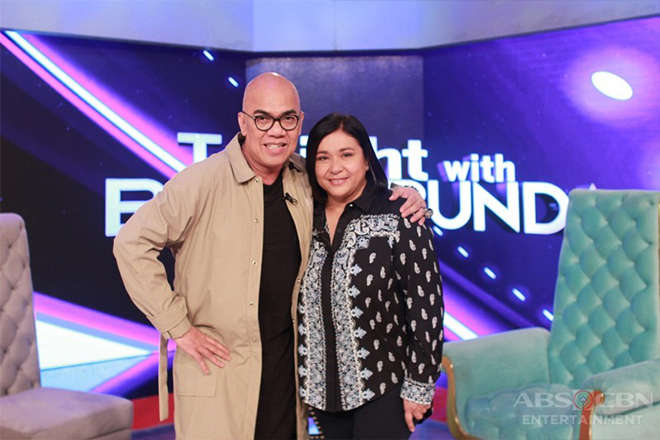 PHOTOS: Alma Moreno on Tonight With Boy Abunda