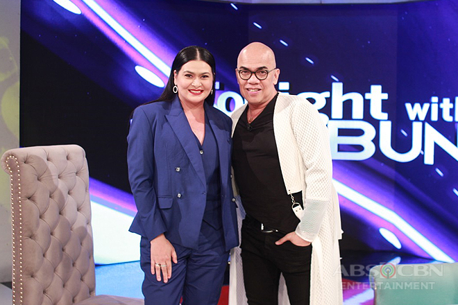 PHOTOS: Aiko Melendez on Tonight With Boy Abunda