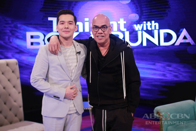 PHOTOS: Christian Bables on Tonight With Boy Abunda