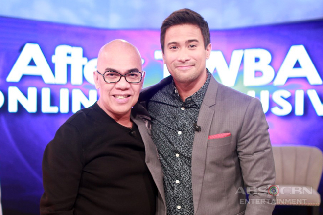 PHOTOS: Sam Milby on Tonight With Boy Abunda