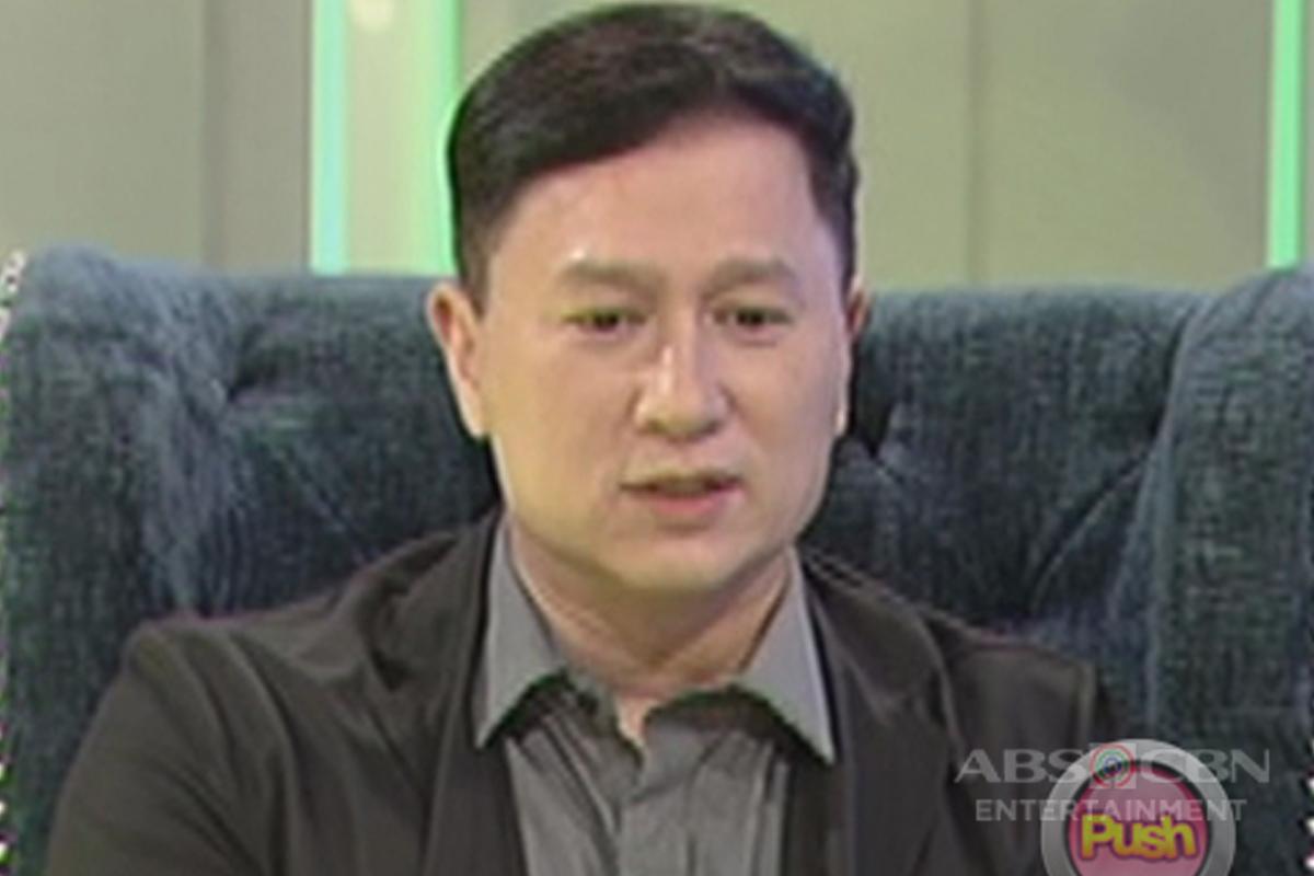 Eric Quizon on his kontrabida role: 'Na guilty yata ako sa sinabi ko kay Heart'