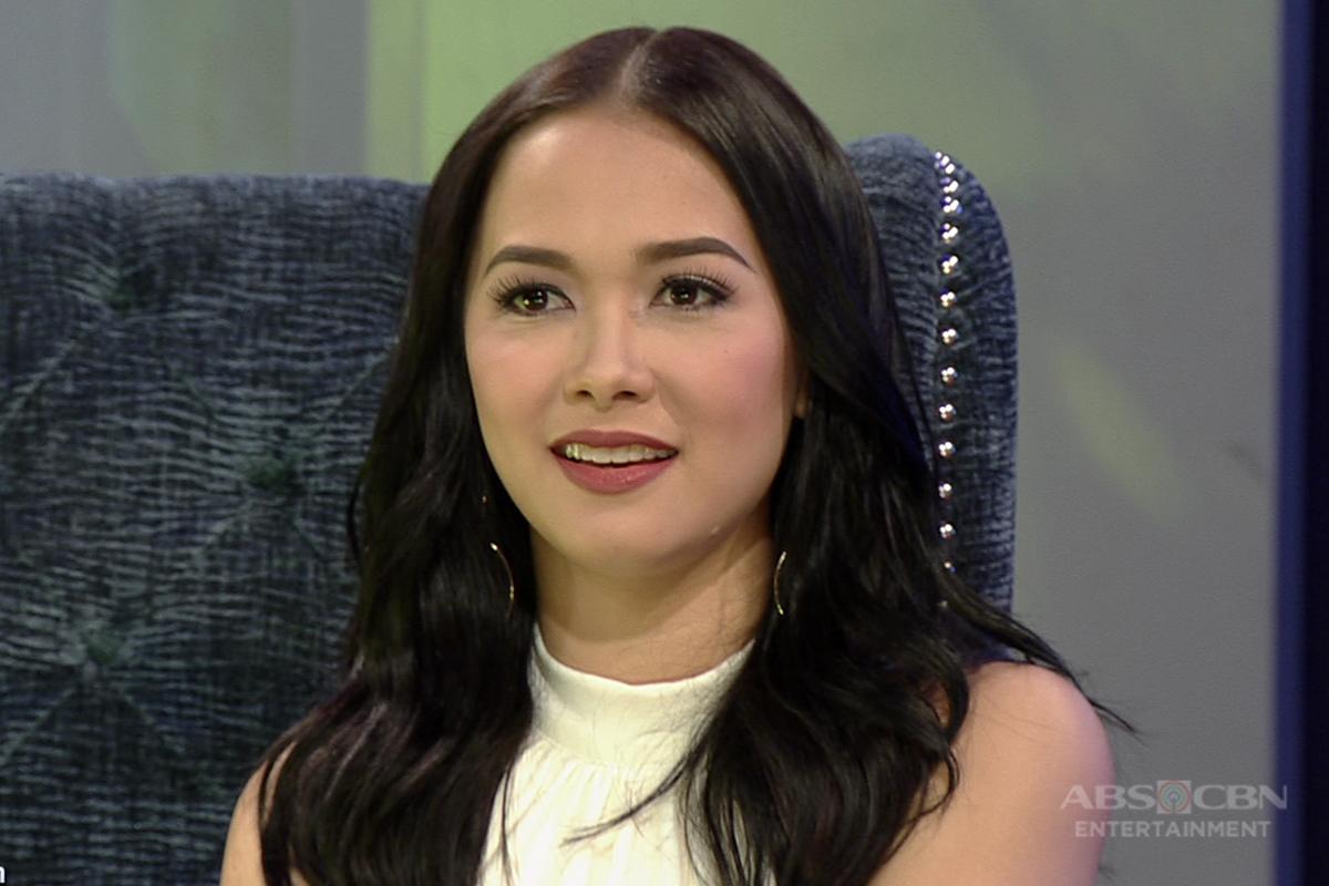 Maja Salvador on the family of the guy she's dating: 'Sobrang love ako ng family'