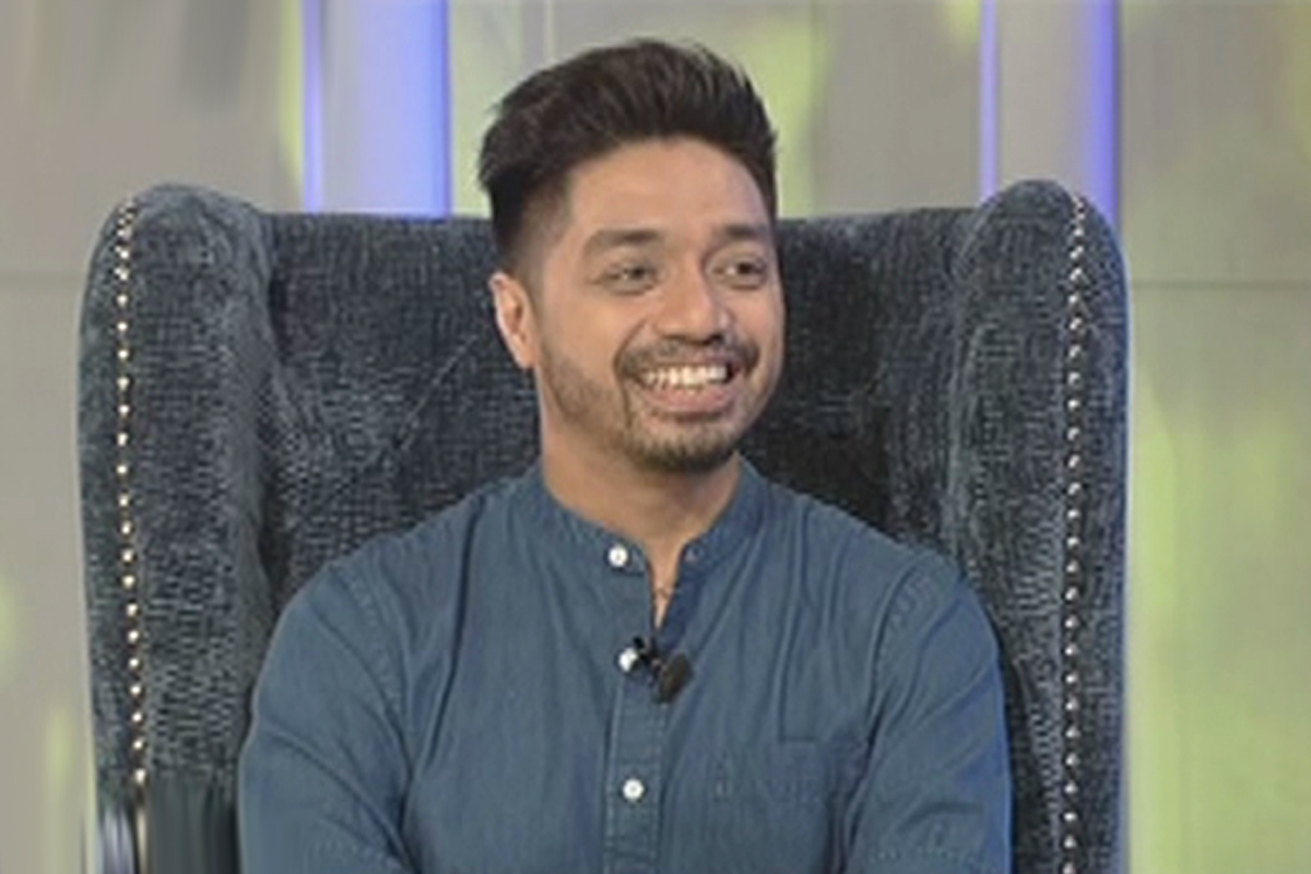 Nyoy Volante on acting for TV: 'I listen very carefully to the directors'