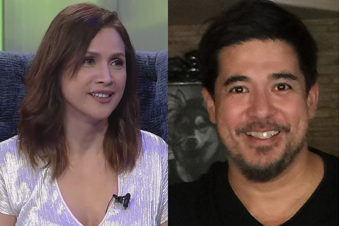 Did Agot Isidro and Aga Muhlach ever get into a relationship?