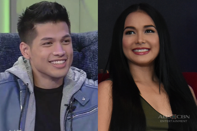 Vin Abrenica reveals a 'gwapo' guy visited Maja Salvador on the set of 'Wildflower'