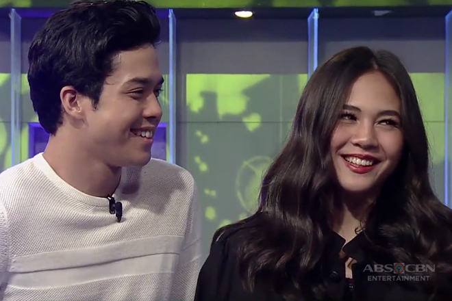Elmo Magalona calls Janella Salvador his 'one and only'