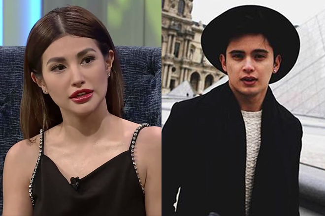 Nathalie Hart denies she was in a relationship with James Reid