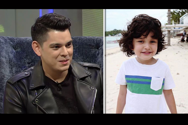 Richard Gutierrez details how they are preparing Zion to be a kuya