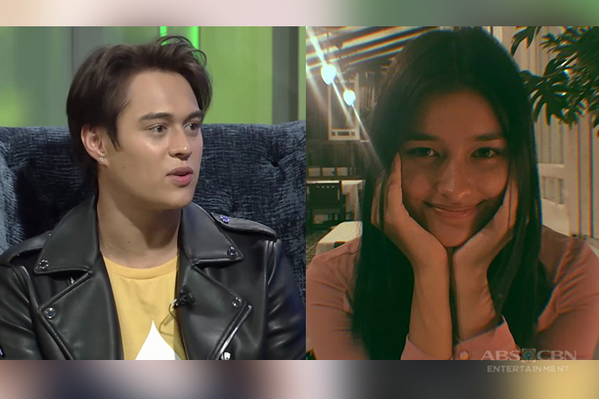 Liza Soberano reveals a few things about Enrique Gil