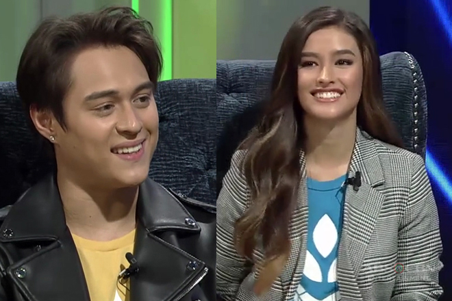 Liza Soberano reacts to Enrique Gil's birthday wish
