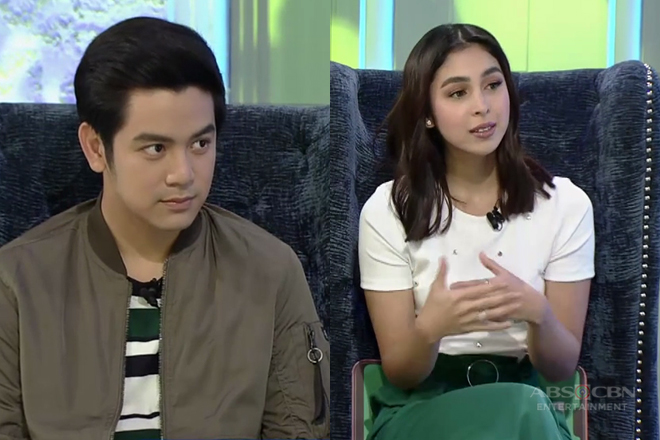 Julia Barretto on Joshua Garcia: 'He's still trying to gain my trust and that's the truth'