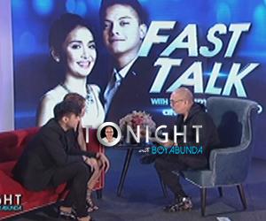 Fast Talk with Kathniel: Daniel Padilla reveals Kathryn Bernardo's last gift to him was a ring