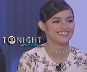 Liza Soberano reveals calling Enrique Gil while she was in Italy taping for