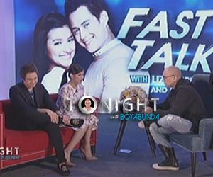 Fast Talk with LizQuen: Liza sino ang pipiliin si James McVey or si Enrique?