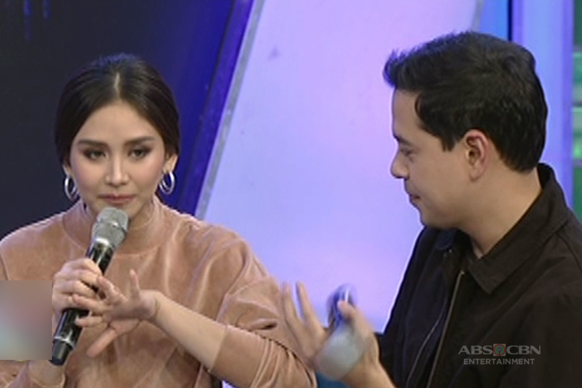 Why Sarah returned the ring JLC gave her?