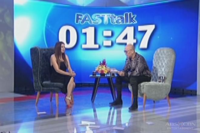 Fast Talk with Zsa zsa Padilla