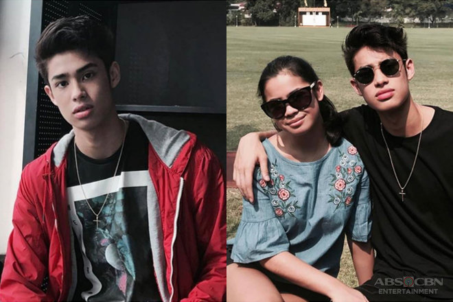 Why Donny Pangilinan is a protective brother to Hannah
