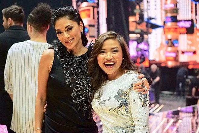 Alisah, ibinahagi ang nangyari noong nag-walk out si Nicole Scherzinger sa The X Factor UK