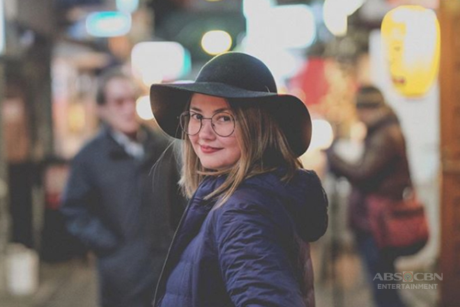 Is Angelica Panganiban ready to fall in love again?