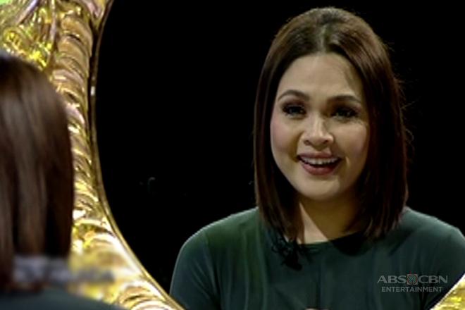 Judy Ann Santos faces the golden mirror
