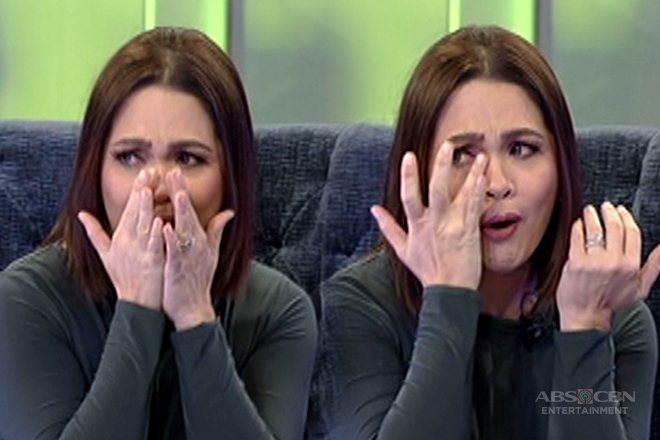 WATCH: Judy Ann Santos becomes emotional on TWBA