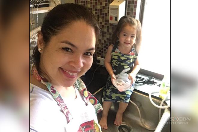 Judy Ann, nae-excite sa tuwing may natututunang bagong salita ang anak na si Luna