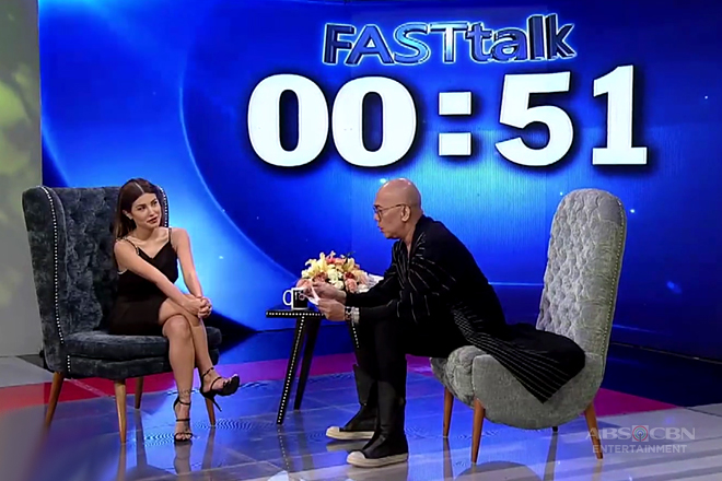 Fast Talk with Nathalie Hart