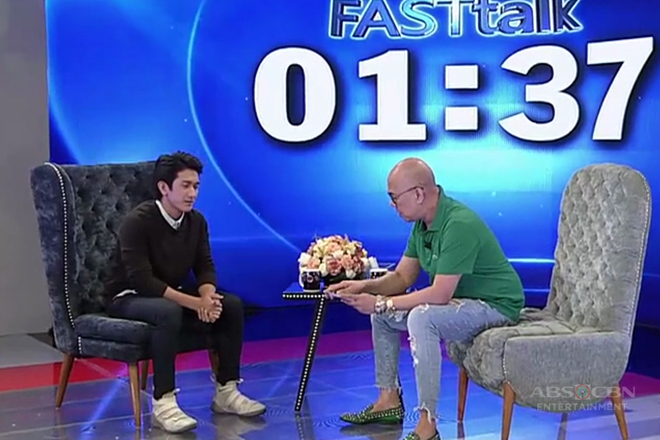 Fast Talk with Makisig Morales